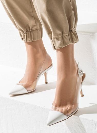 Elle Ayakkabı Beyaz